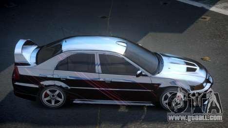 Mitsubishi Lancer VI U-Style S6 for GTA 4