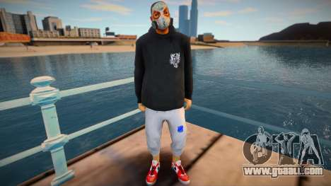 J-Dog for GTA San Andreas