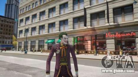 Spawn And Fight The Joker Anywhere for GTA 4