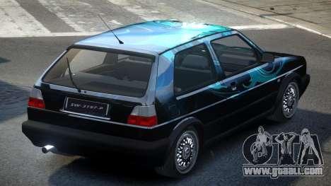 Volkswagen Golf SP-U S10 for GTA 4