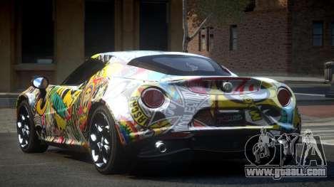 Alfa Romeo 4C U-Style S8 for GTA 4