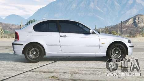 BMW 325ti Compact (E46) 2001〡add-on