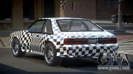 Ford Mustang SVT 90S S2 for GTA 4