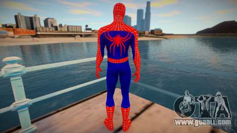 Spiderman 2002 Classic Suit for GTA San Andreas