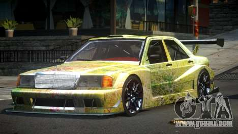 Mercedes-Benz 190E GST-U S10 for GTA 4