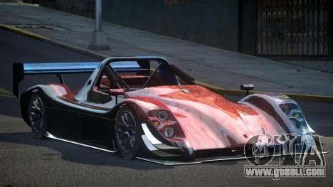 Radical SR8 GII S9 for GTA 4