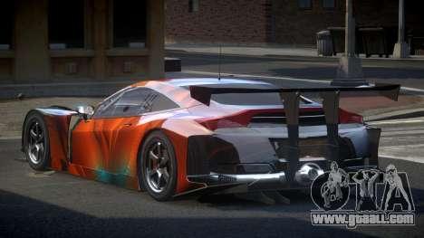 Honda HSV US S9 for GTA 4