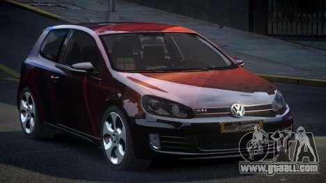 Volkswagen Golf GST S6 for GTA 4