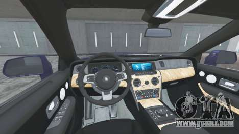 Rolls-Royce Cullinan 2018 v4.0