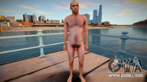 Naked Trevor from GTA V for GTA San Andreas