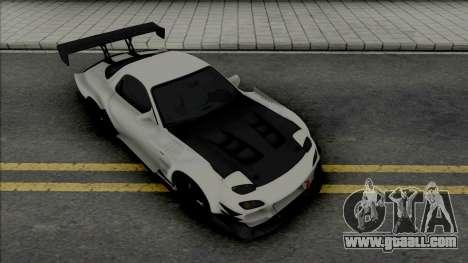 Mazda RX-7 Tuning for GTA San Andreas