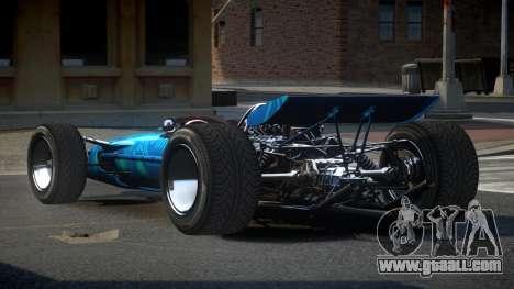 Lotus 49 S8 for GTA 4
