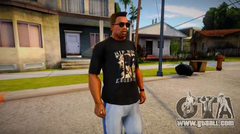 Hip-Hop Legends T-Shirt for GTA San Andreas