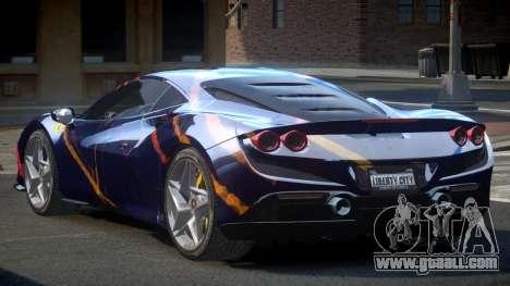 Ferrari F8 BS-R S1 for GTA 4