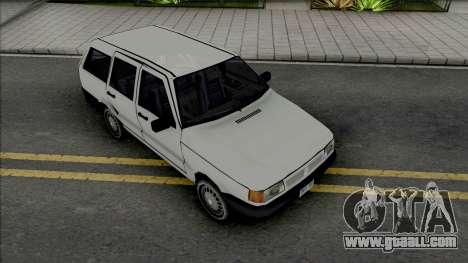 Fiat Elba 1995 for GTA San Andreas