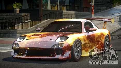 Mazda RX-7 iSI S6 for GTA 4