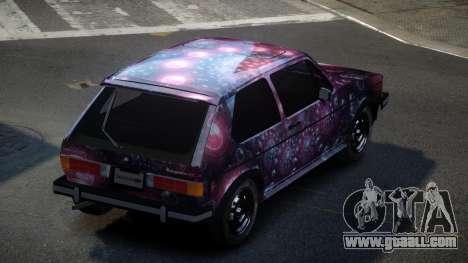 Volkswagen Rabbit GS S4 for GTA 4