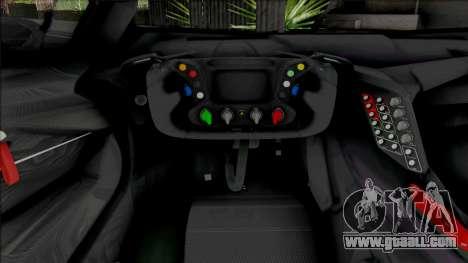 Lamborghini Essenza SCV12 for GTA San Andreas