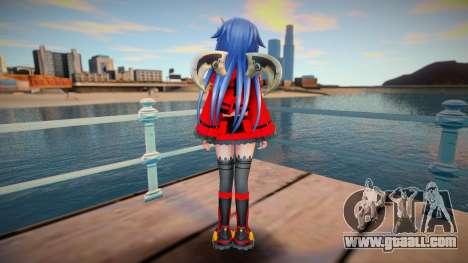 Megadimension Neptunia Collab - Nitroplus v3 for GTA San Andreas