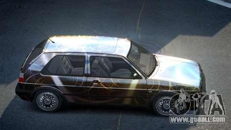 Volkswagen Golf SP-U S6 for GTA 4