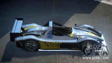 Radical SR8 GII S6 for GTA 4