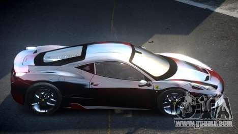 Ferrari 458 SP U-Style S9 for GTA 4