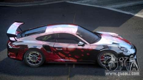 Porsche 911 BS GT3 S7 for GTA 4
