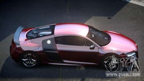 Audi R8 ERS for GTA 4