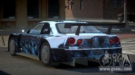 Nissan Skyline R34 US S8 for GTA 4