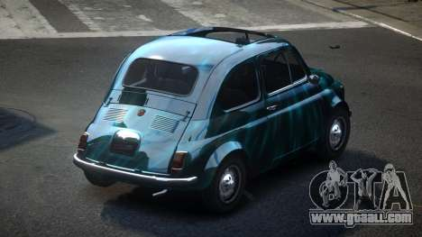 Fiat Abarth 70S S8 for GTA 4