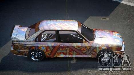 BMW M3 E30 GS-U S1 for GTA 4