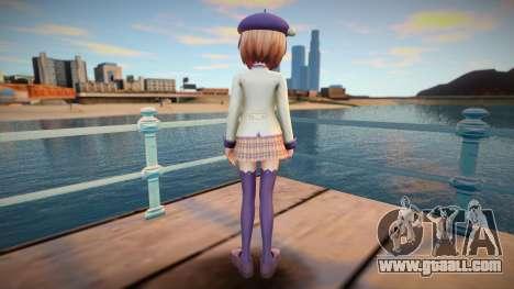 Megatagmesion Neptunia v1 for GTA San Andreas