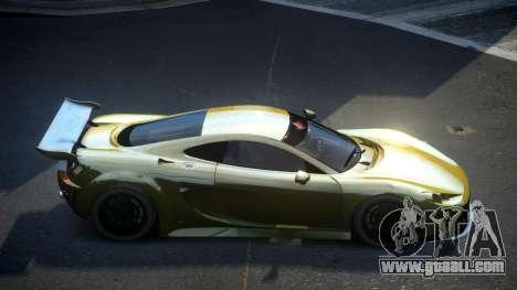 Ascari A10 BS-U S9 for GTA 4