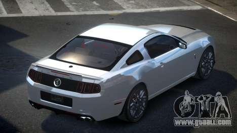 Shelby GT500 GST-U for GTA 4