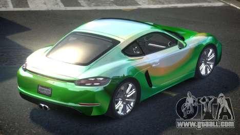 Porsche 718 U-Style S1 for GTA 4