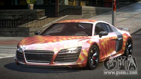 Audi R8 ERS S4 for GTA 4