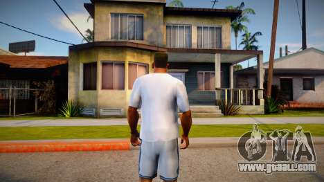 Neighborhood x VLONE T-Shirt for GTA San Andreas