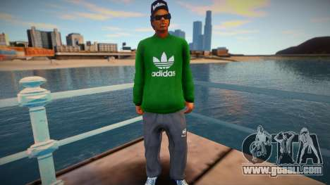 Ryder On for GTA San Andreas