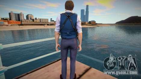 Leon Noir for GTA San Andreas
