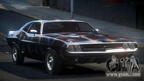 Dodge Challenger SP71 S3 for GTA 4