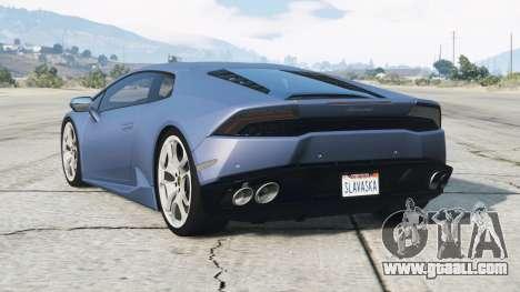 Lamborghini Huracan LP 610-4 2015〡add-on v1.0.1