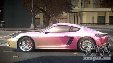 Porsche 718 U-Style S10 for GTA 4