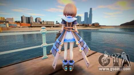 Neptunia Virtual Stars Kin v1 for GTA San Andreas