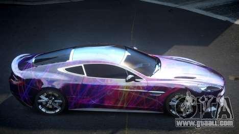 Aston Martin Vanquish iSI S10 for GTA 4