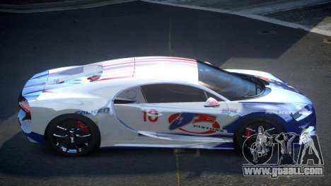 Bugatti Chiron GS Sport S5 for GTA 4
