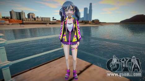 Setsuna Yuki - Pioneering a New World for GTA San Andreas