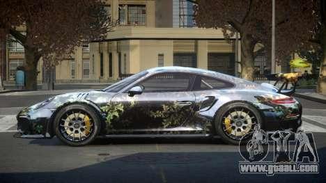 Porsche 911 GS GT2 S4 for GTA 4