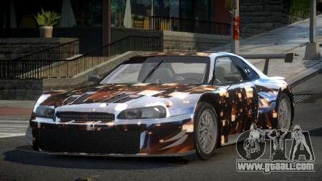 Nissan Skyline R34 US S4 for GTA 4