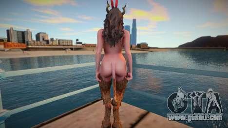 Succubus Nude for GTA San Andreas