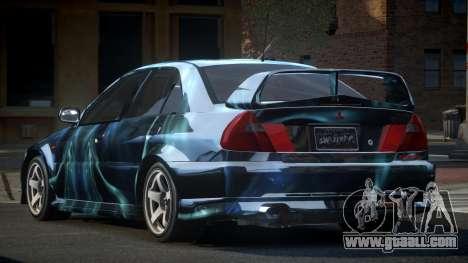 Mitsubishi Lancer VI U-Style S8 for GTA 4